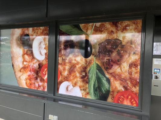 Marquage adhésif vitres Bergamo