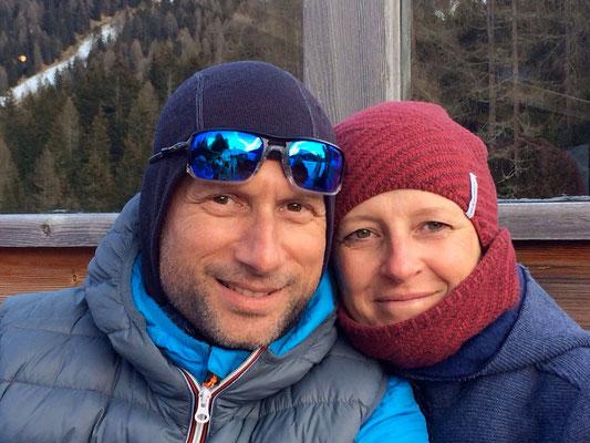 Steffen und Cathy...
