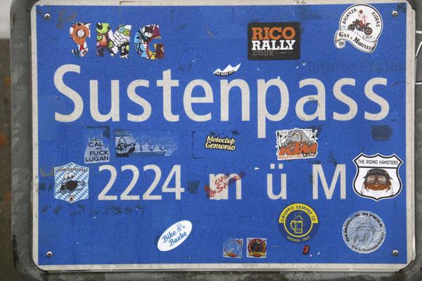 Sustenpass...