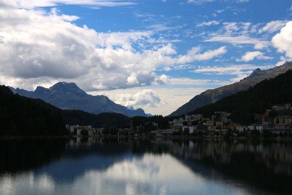 St. Moritz...