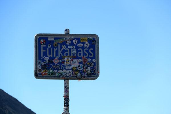 Furkapass...