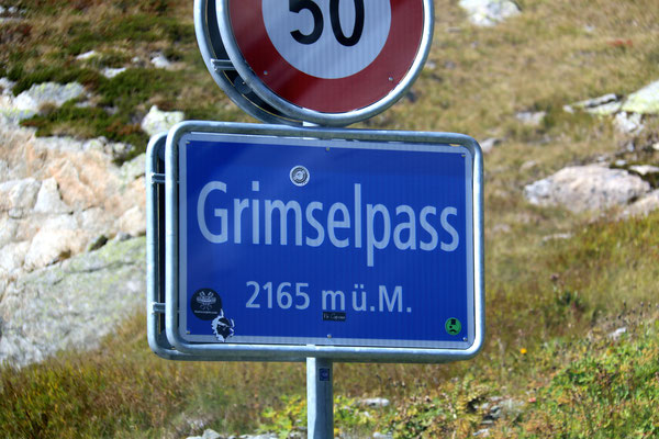 Grimselpass...
