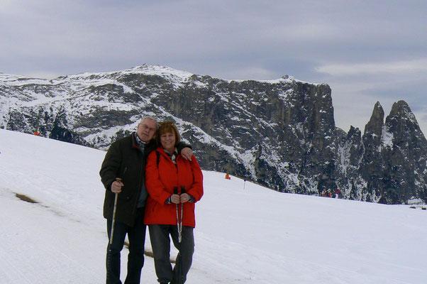 Adolf und Eveline...