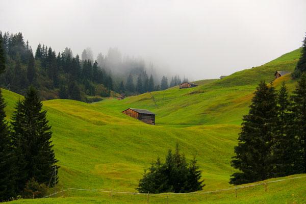 Nachmittagswanderung -Heidiland...