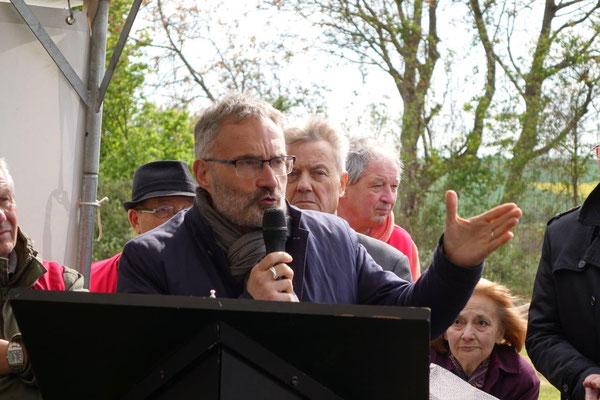 Dominique Moyse, conseiller régional Hauts-de-France.
