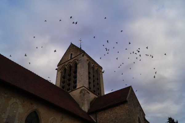 L'église de la Nativité-de-la-Sainte-Vierge est classée au titre des Monuments Historiques depuis 1920.