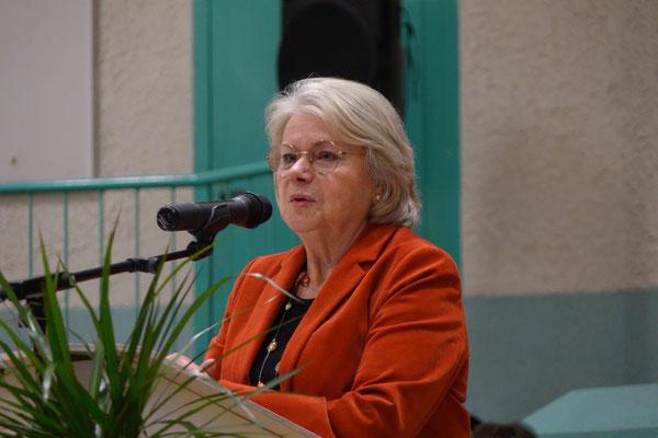 Françoise Férat, sénatrice de la Marne.