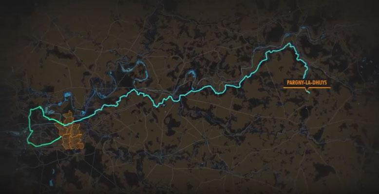 Désormais, la Dhuys alimente en eau potable le territoire de Val d'Europe Agglomération et deux collectivités avoisinantes.