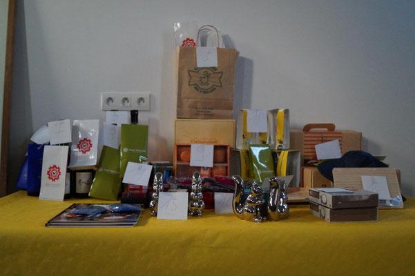 De nombreux partenaires locaux ont contribué à la belle réussite du concours.