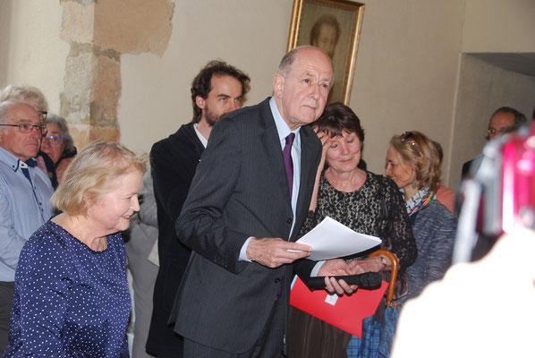 Jean-Marc Sauvé, vice-président du Conseil d'Etat.