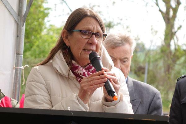 Anne Maricot, conseillère départementale du canton d'Essômes-sur-Marne.