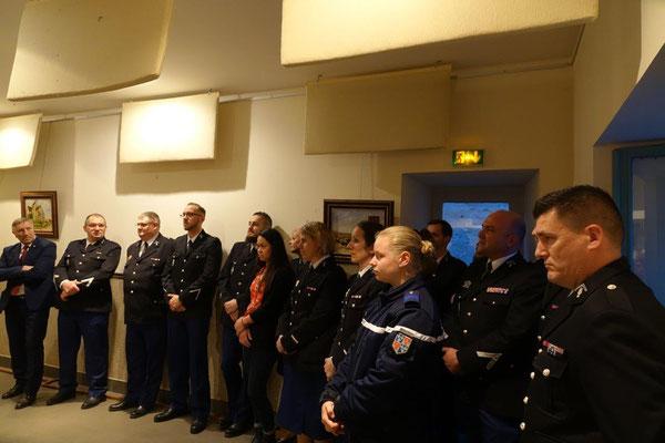Les gendarmes de la Communauté de Brigades de Château-Thierry-Nogentel assurent qu'ils feront encore mieux en 2019.