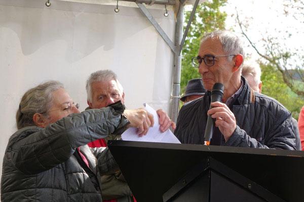 Thierry Joberty, président du Conseil d'administration de la caisse locale Brie et Champagne du Crédit Agricole du Nord Est.