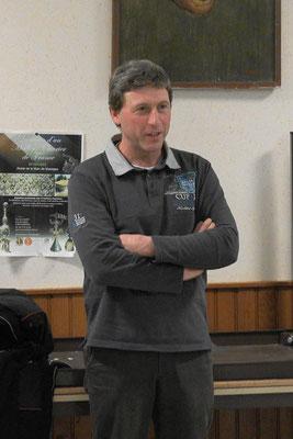 Jean-Yves Roulot, 2ème adjoint de Vallées-en-Champagne