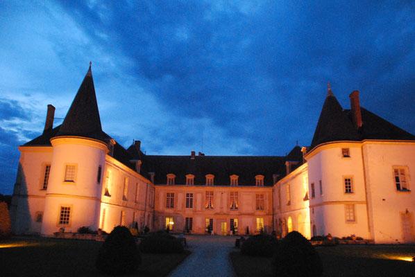 La demeure des Princes de Condé.