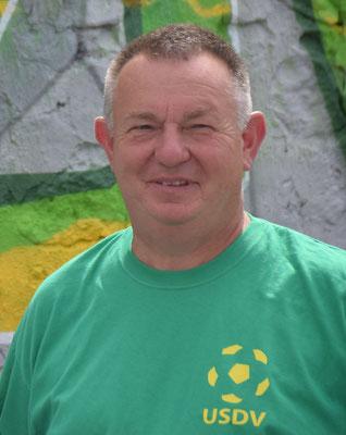 Georges Serres, président de l'Union Sportive Des Vallées (USDV).
