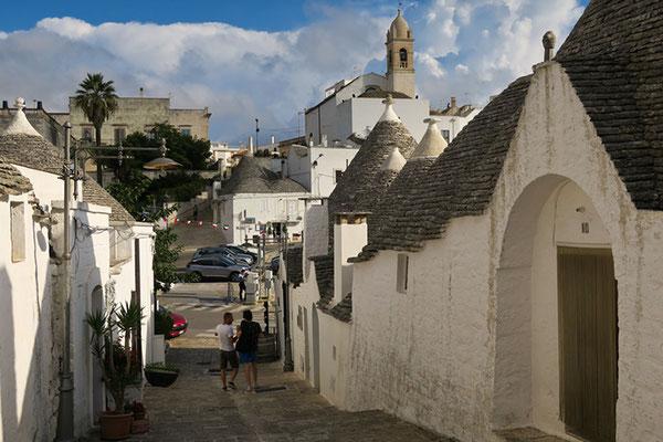 Scorcio di Alberobello
