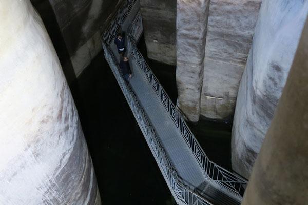Il palombaro di Matera...mega cisterna d'acqua