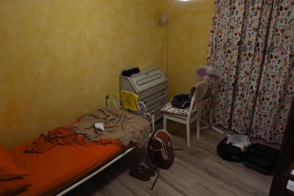 La mia stanza al B&B di Perugia