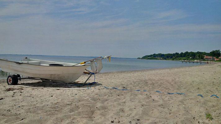Kelstrup Strand, what a beach