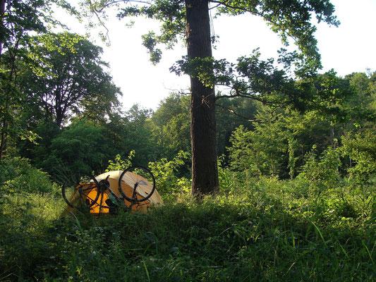 Flensborg primitive camp
