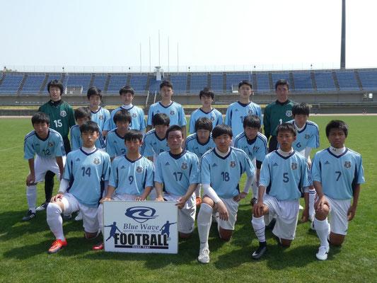 岡山県U-16