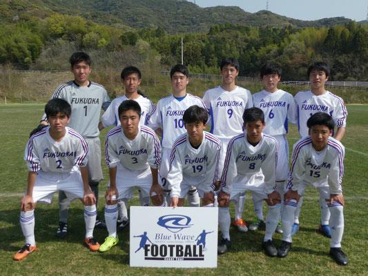 福岡県国体U-16