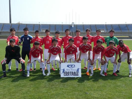 高知県国体U-16