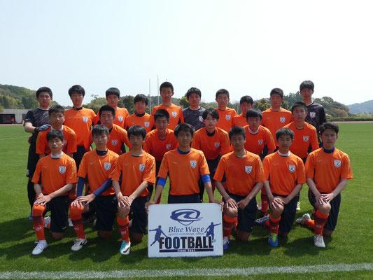 九州国際大付属高校U-16