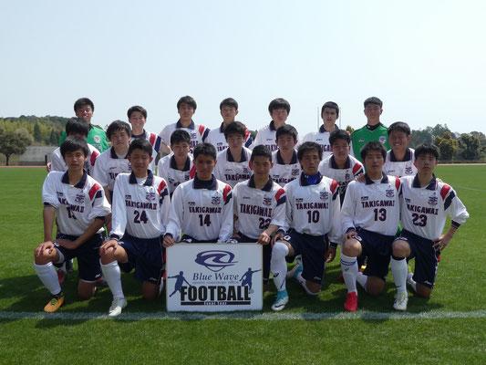 滝川第二高校U-16