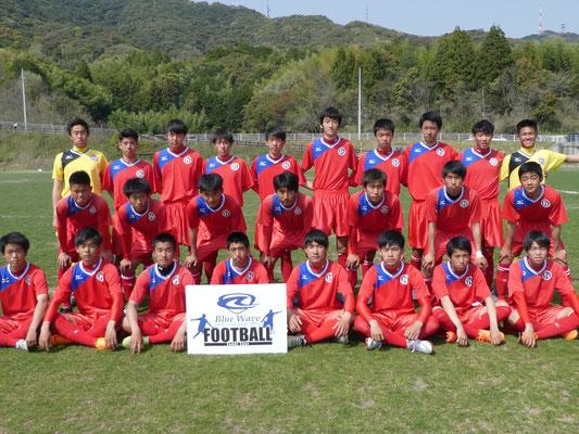 初芝橋本高校U-17