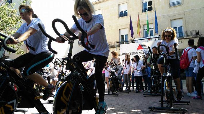 Día Mundial Spinning.