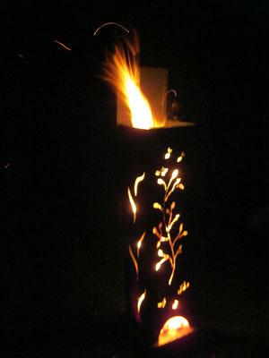 Feuersäule Lebensbaum