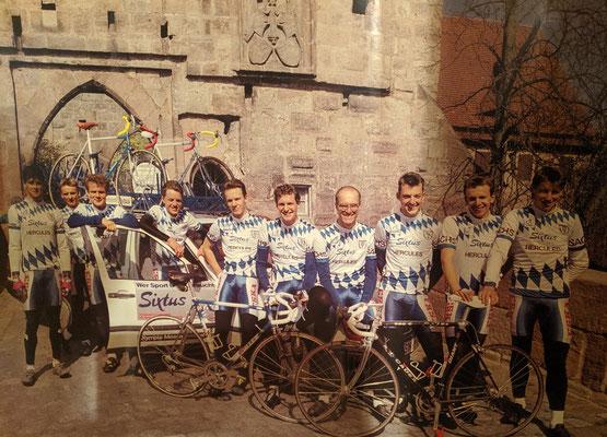 Bayern Team 1990