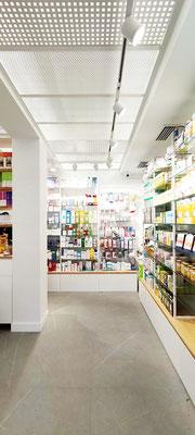 Reforma farmacia Jares
