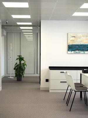 Reforma oficinas laboral