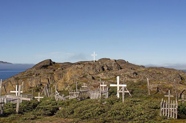 Assaqutaq - Friedhof