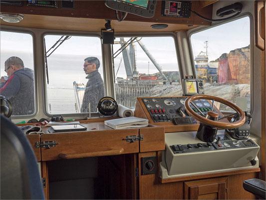 Ilulissat - Bootsfahrt zur Diskoinsel