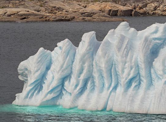 Nanortalik - Eisberg