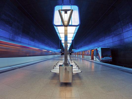 U-Bahnhof HafenCity Universität