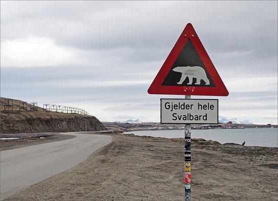 Spitzbergen Longyearbyen (2015)