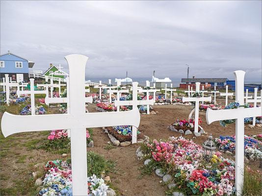 Qeqertarsuaq Friedhof