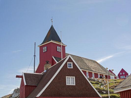 Sisimiut - Neue Kirche
