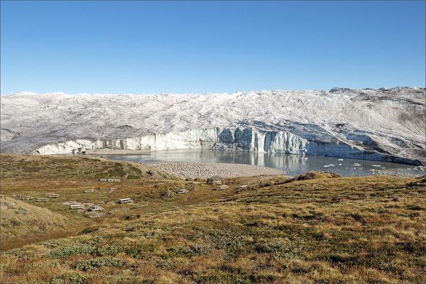 Kangerlussuaq Russell Gletscher