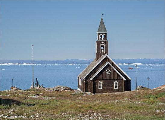 Ilulissat - Zions Kirche