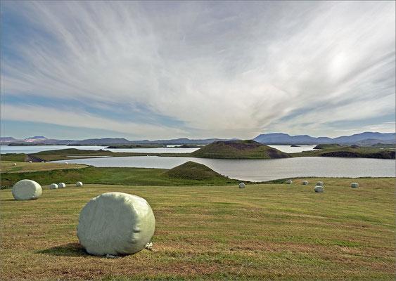 "Island Mývatn ""Mückensee"" (2016)"