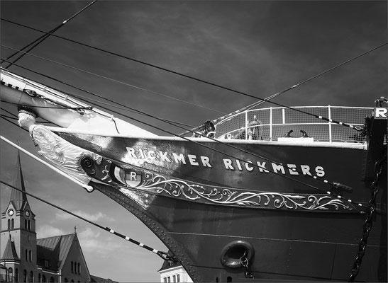 Landungsbrücken Rickmer Rickmers
