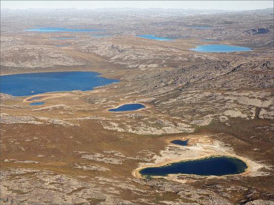 Kangerlussuaq Abflug nach Ilulissat