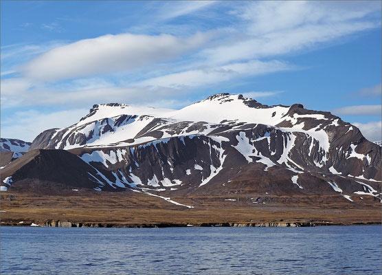 Spitzbergen Landschaft (2015)