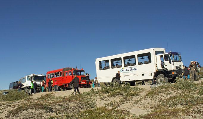 Kangerlussuaq - Ausflug zum Russel Gletscher